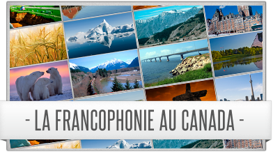 La francophonie au Canada